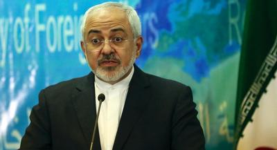 'We have always had advisers helping the Iraqi government and the Iraqi army,' Javad Zarif told CNN, | AP