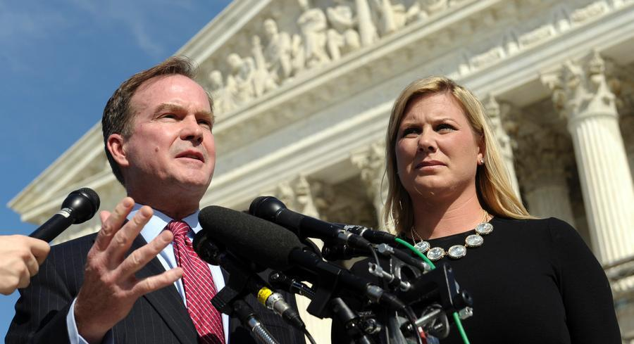 Her name wasn't on the Schuette v. Coalition to Defend Affirmative Action case — but it may as well have been. | AP