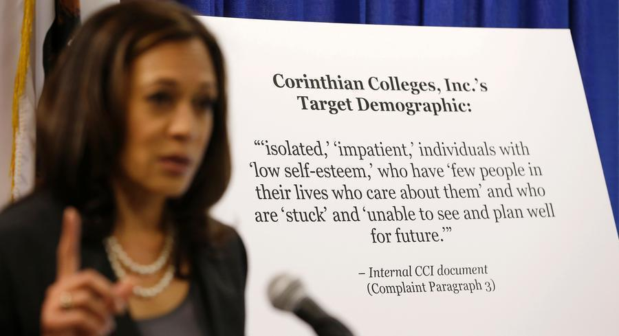 Corinthian has been trying to sell off its remaining campuses since nonprofit student loan guarantor Educational Credit Management Corporation's Zenith Education Group bought 56 of them in November, the for-profit college operator's CEO, Jack Massimino, said in a statement. | AP