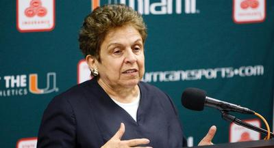 Donna Shalala, 74, resigned from her position as president of the University of Miami last September after 14 years leading the university. | AP FILE PHOTO