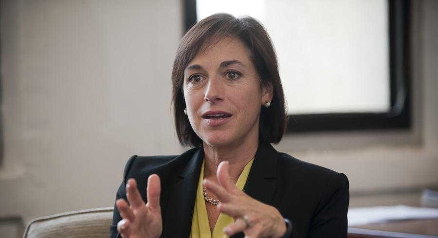 Calls for interoperability are coming in from many different directions, DeSalvo said. | JOHN SHINKLE/POLITICO