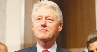 Turns out Bill Clinton wanted to tell people they could keep their health plans, too. | JOHN SHINKLE/POLITICO