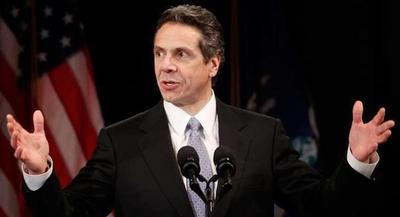 Gov. Andrew Cuomo has sought assistance from Washington to address the influx of crude into the state, but claims federal rail laws limit the state's intervention in the industry.   AP