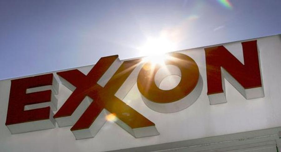 Exxon, with a reported $44.8 billion in profits, ranked No. 2 in last year's Fortune 500 list of U.S. companies. | AP