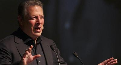 The new Al Gore is just as steamed as the old Al Gore about the lack of clear progress in combating global warming.