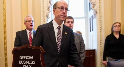 Greg Walden after the hearing said discussions would continue, but he called the measure a 'sweet spot' of agreement. | AP