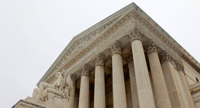 The United States Supreme Court in Washington Saturday, March 24, 2012, in Washington. | AP