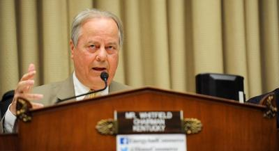 The investigation comes after OCE voted unanimously in May to ask the Ethics Committee to create a special subcommittee to look into allegations against Whitfield. | JOHN SHINKLE/POLITICO