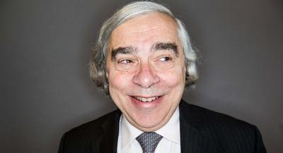 Ernest Moniz talked about the low-carbon revolution he believes has already begun. | M. SCOTT MAHASKEY/POLITICO