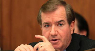 Rep. Ed Royce said thus far, 'there hasn't really been action that would give them second thoughts about further escalation.' | AP
