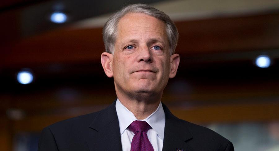 Rep. Steve Israel is adamant that he doesn't want another go as the reelection chief for House Democrats after having led his party during the 2012 and 2014 elections. | AP