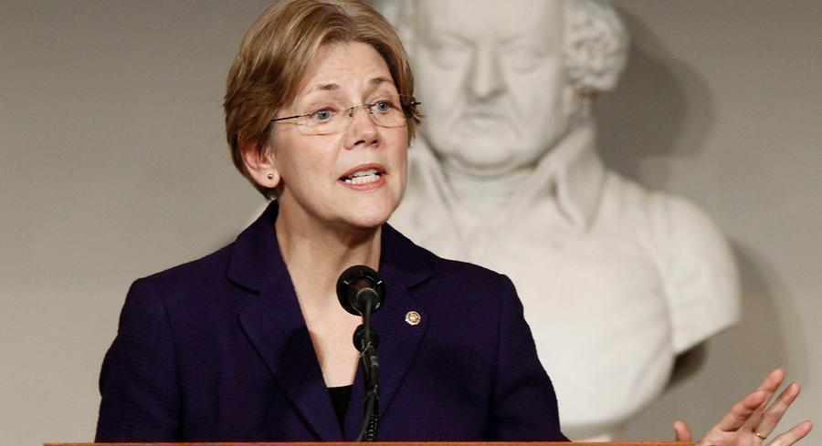 "Elizabeth Warren was ""disappointed, but not surprised"" to learn that Obama wouldn't be nominating her to be director of the Consumer Financial Protection Bureau. 