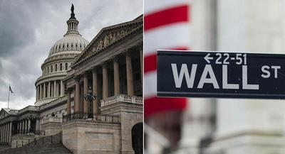 Lawmakers want the rule to stop financial speculators from taking outsize, harmful positions in the market. | JOHN SHINKLE/POLITICO and AP
