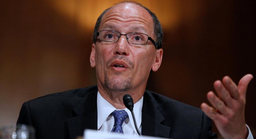 President Vs Gop >> Tom Perez: Hillary Clinton has to earn back trust - POLITICO
