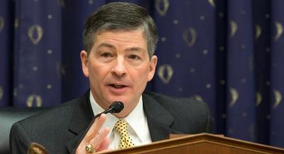 Jeb Hensarling is accusing CFPB of a 'pattern of obfuscation.' | AP