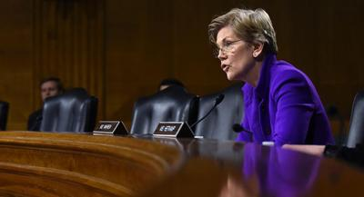 Democrats said they are hardly being inflexible by defending a law they wrote and note members remain open to bills to help small banks. | AP