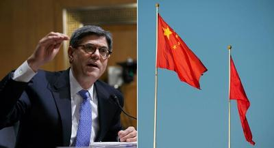Chinese leaders told Treasury Secretary Jack Lew they would welcome U.S. membership in the Beijing-based bank. | AP