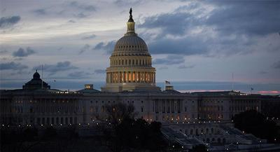 Unresolved issues include how to pay the bill's $10 billion to $12 billion cost. | M. SCOTT MAHASKEY / POLITICO