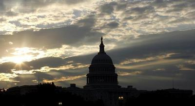 The Capitol is pictured. | AP