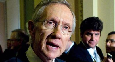 The story of Harry Reid using the power he amassed after half a century in office to influence a company's business decisions is emblematic. | AP
