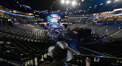 The DNC will announce its convention city in late 2014 or early 2015. | AP