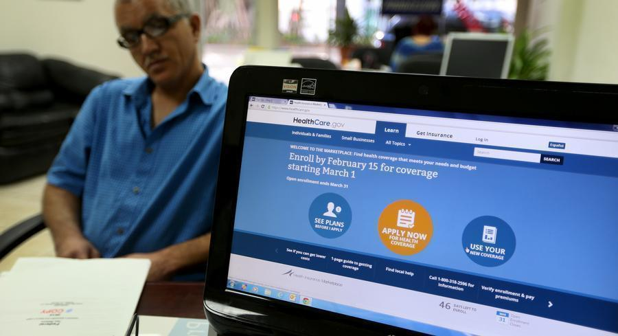 The administration is aiming to enroll around 6 million by March 31 — a goal that was revised after the disastrous start to HealthCare.gov five months ago. | GETTY