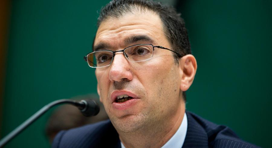 Andy Slavitt, acting administrator of CMS, said the rates will be subject to 'vigorous' review.   AP