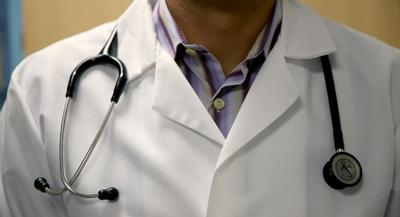 The AMA and other physician groups say in-state licensing is vital to patient safety. | GETTY