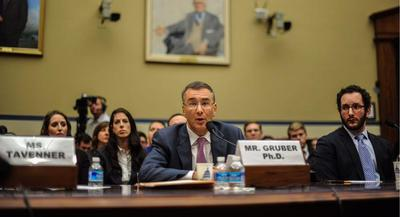 "Jonathan Gruber apologized during a congressional hearing in December for his ""glib, thoughtless and downright insulting"" remarks. 