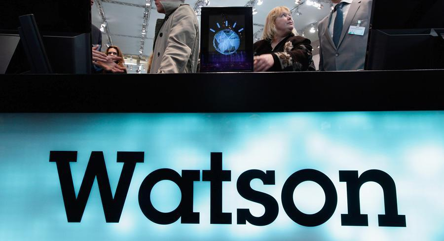The Watson capabilities will be integrated into Epic 2015 edition certified EHR technology. | GETTY