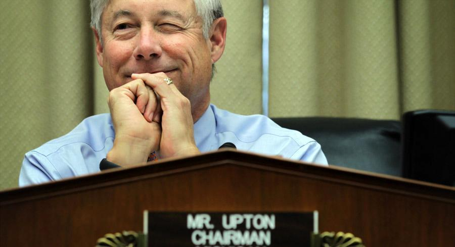 Fred Upton embraced major Democratic priorities. | GETTY