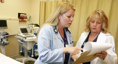 The number of graduating nurse practitioners doubled overall across the five pilot sites. | AP