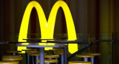 McDonald's defended its sponsorship arrangement.   GETTY