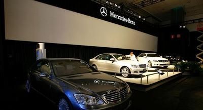 Mercedes-Benz was among the first companies to open an assembly plant in the region and its Alabama factory has been in operation nearly two decades. | GETTY