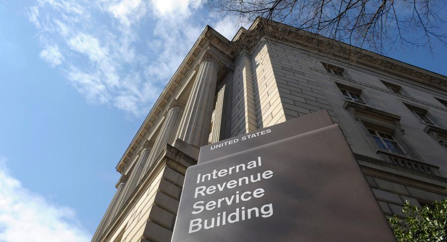 The IRS said it is sending letters to the approximately 200,000 affected taxpayers about the security breach and is offering free credit monitoring to the accounts that were broken into. | AP