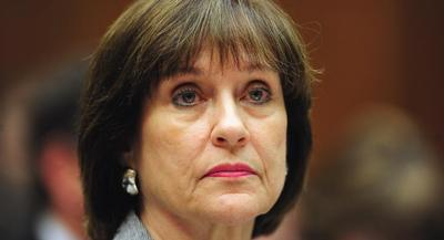 Lois Lerner, through her attorney, has maintained her innocence. | JOHN SHINKLE/POLITICO