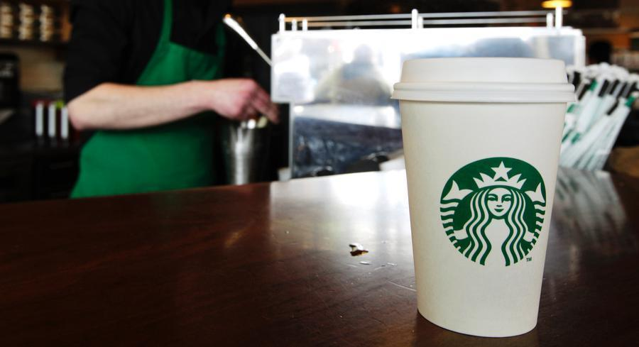 Starbucks tried to make amends by paying 5 million pounds, or $8.4 million, in taxes last year. | AP