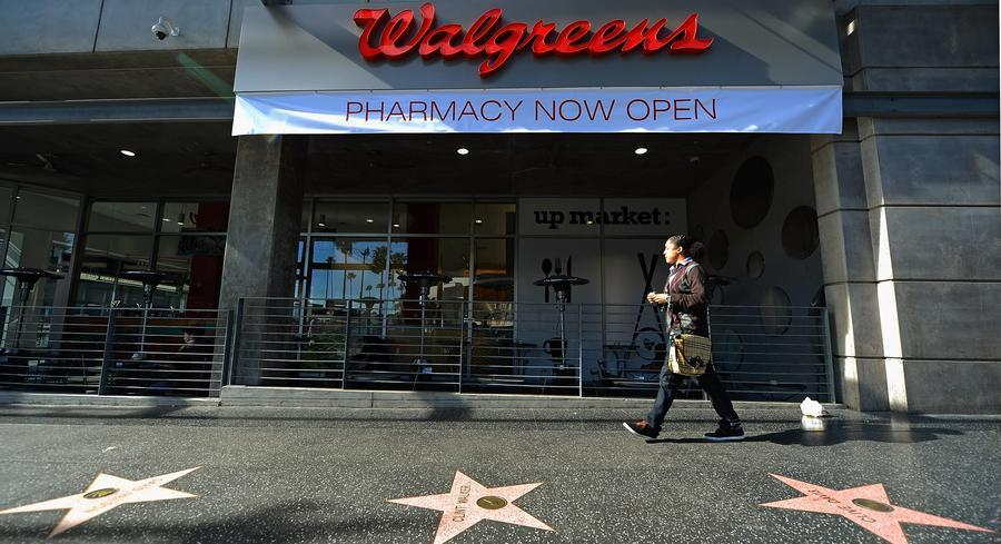 Walgreens could be poised to take advantage of that low Swiss rate. | GETTY