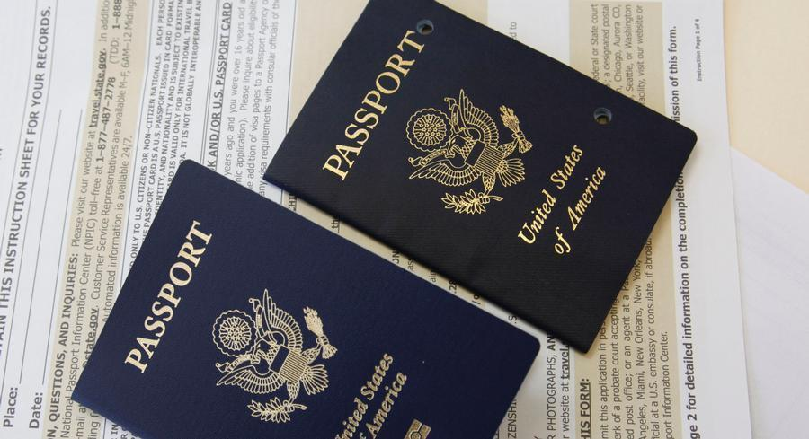 The passport provisions would raise almost $400 million over the next decade, the Joint Committee on Taxation said.   AP