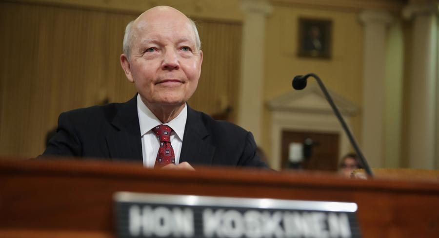 """If it's going to be a fair system, it needs to apply across the board,"" Koskinen said when asked by POLITICO if such groups would be included in the new rule. 