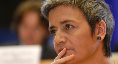 Margrethe Vestager, European Union Commissioner designate for competition, blamed the member states that gave companies questionable tax deals.   AP