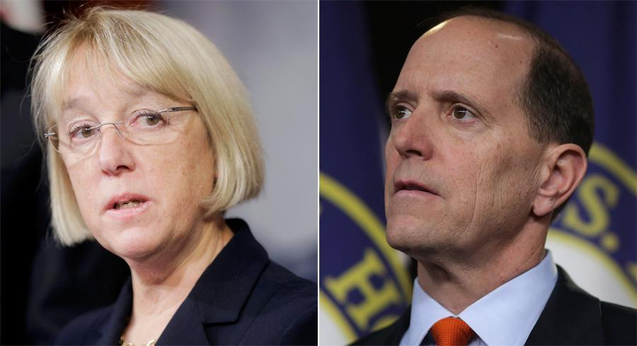 Sen. Patty Murray's proposal highlights a major risk of Dave Camp's proposed overhaul. | GETTY