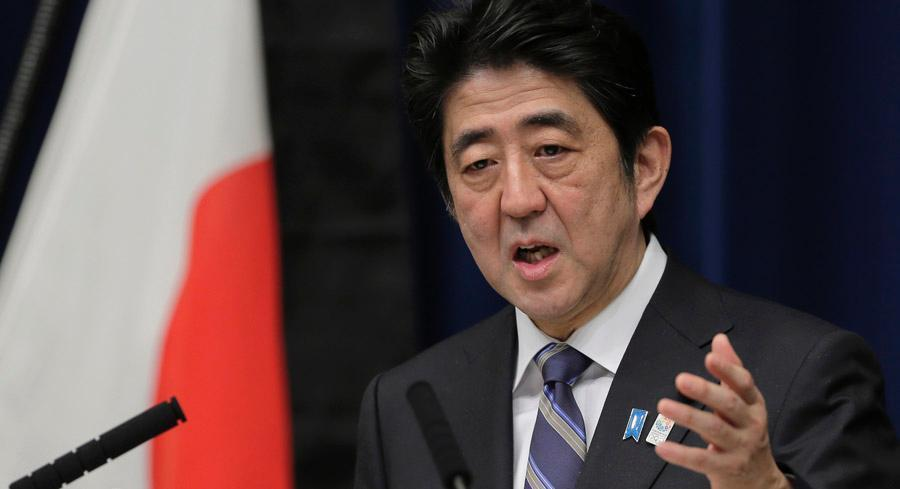 Japanese Prime Minister Shinzo Abe and President Barack Obama have agreed to accelerate TPP negotiations after meeting in Asia.| AP