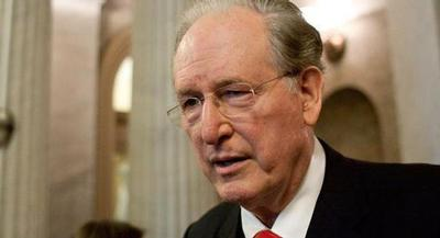 Jay Rockefeller is pictured. | AP