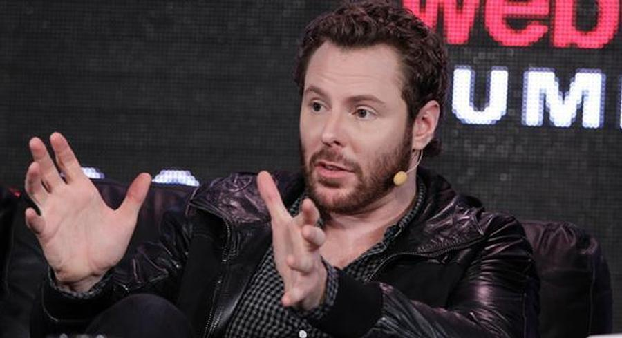 Sean Parker has met privately in recent months with some starkly different politicians in an effort to increase his political footprint. | AP
