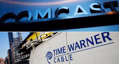 Comcast's play for Time Warner Cable already has some in the industry worried about cable and broadband competition, but that could be only part of the game. | AP