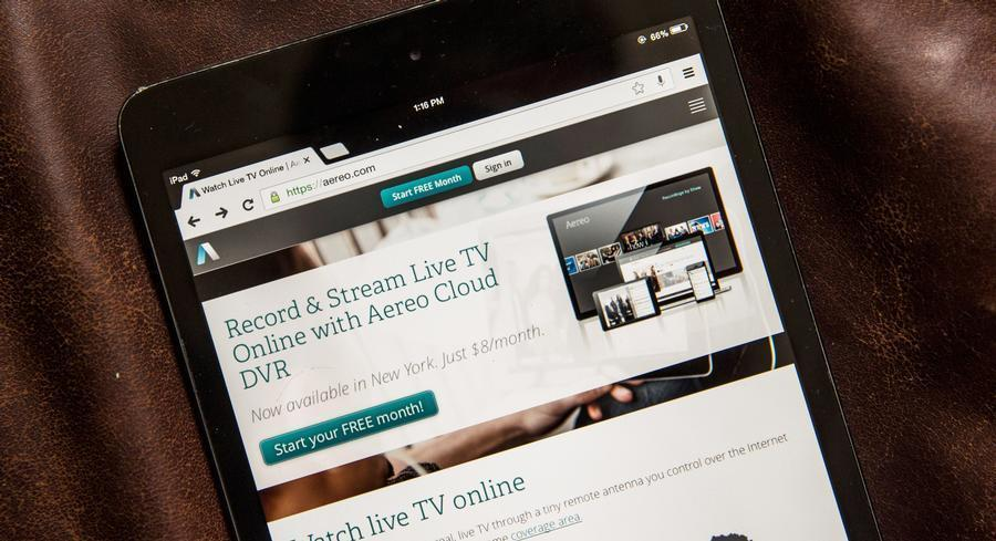 If the high court decides for Aereo, it could accelerate the cord-cutting trend, as more people decide to dump cable and stream video through online services. | GETTY