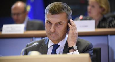 Andrus Ansip, commissioner for the digital market strategy, has said he 'hates' geo-blocking and promised to abolish it.   GETTY