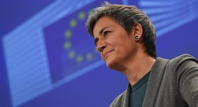 Margrethe Vestager made clear that she will pursue any examples of anti-competitive conduct identified by the probe. | GETTY