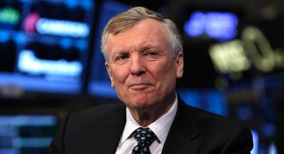 Charter CEO Tom Rutledge said combining the companies will allow the firm to roll out new services faster.   GETTY